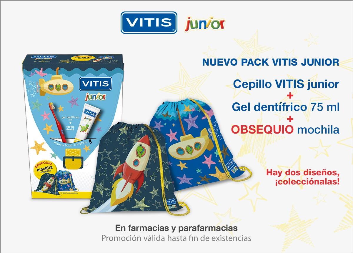 Mochila VITIS Junior