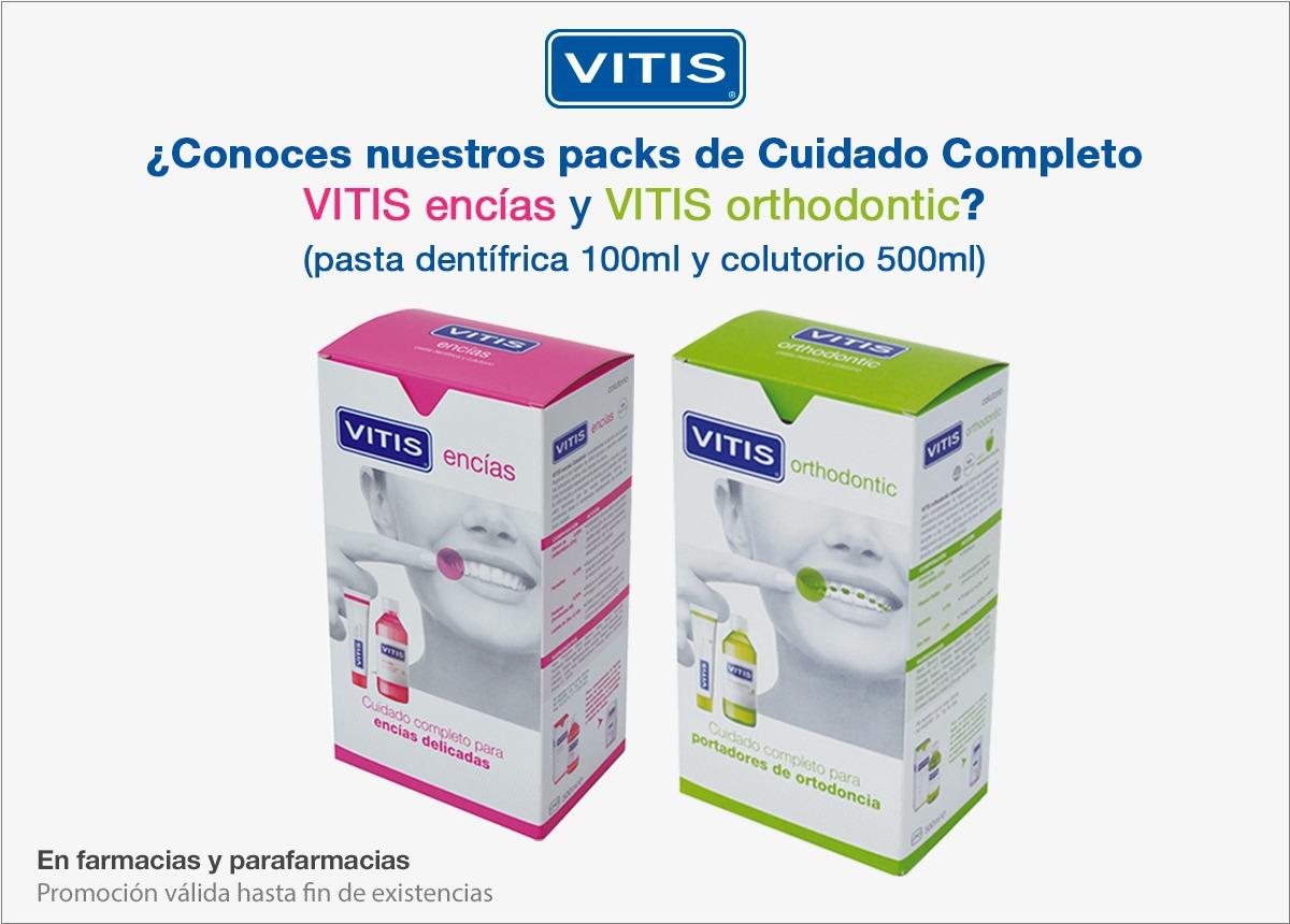 Promociones en productos de limpieza dental y salud bucal - Vitis f5f0220ee7fc