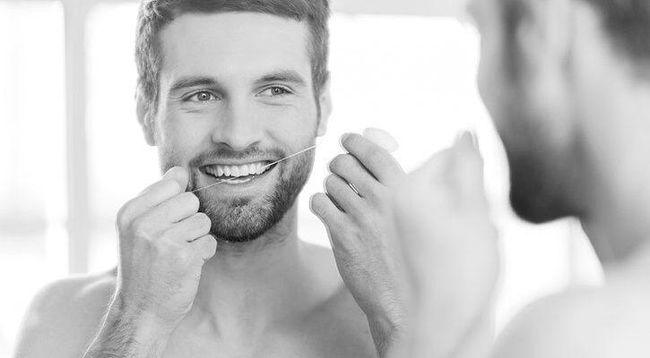 técnica de uso de sedas dentales