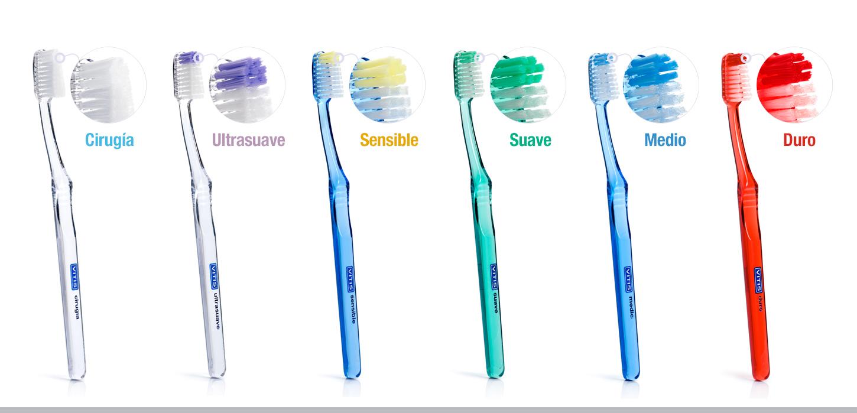 Resultado de imagen de tipos de cepillos de dientes