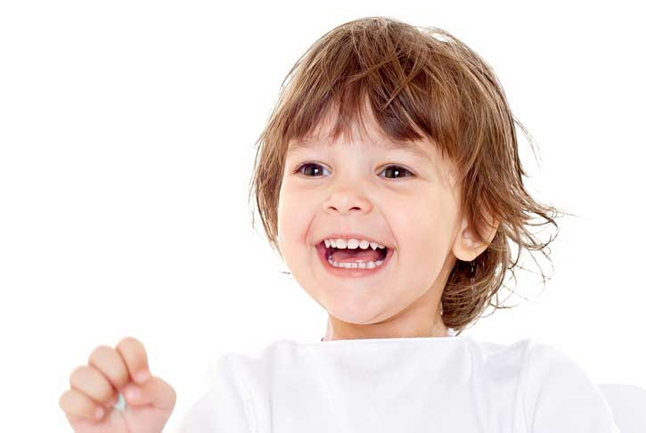 La Higiene Dental, Un Juego De Niños