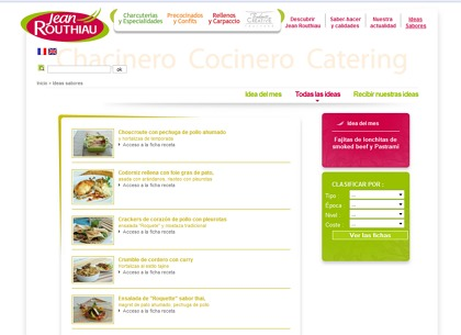 Portada De La Página Web Jean-routhiau.fr
