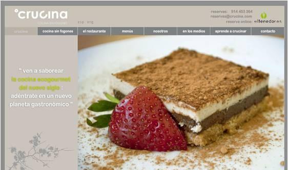 Crucina - Restaurante Crudivegano