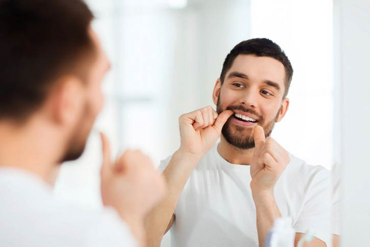 Seda Y Cinta Dental
