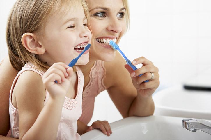 Trucos Para Que Tus Hijos Se Diviertan Lavándose Los Dientes